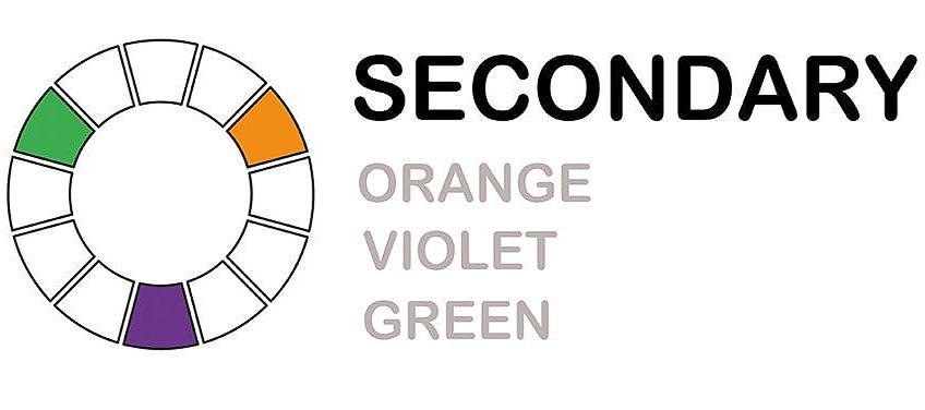 Secondary Brown Color Palette
