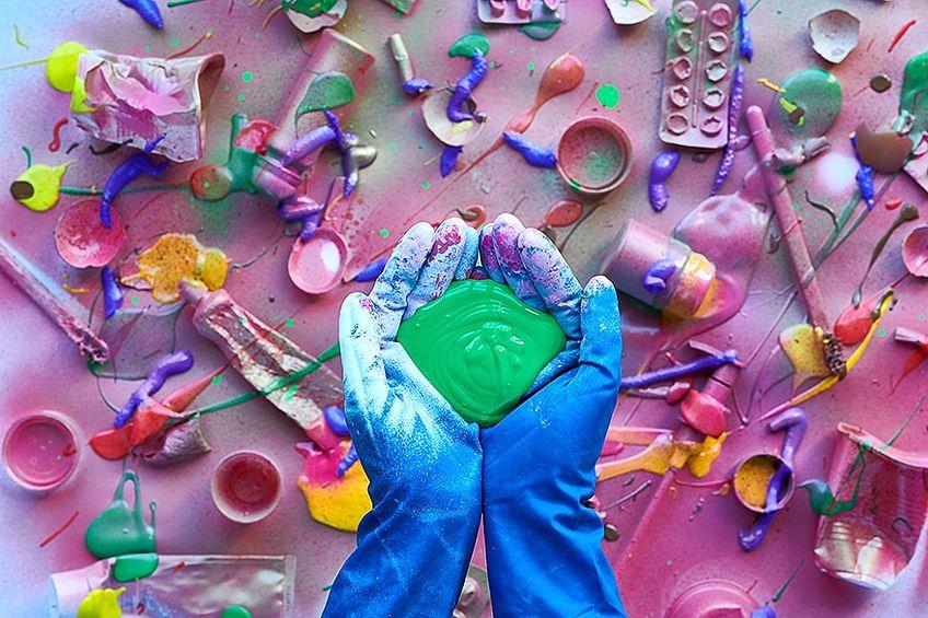 Acrylic Paint Toxins