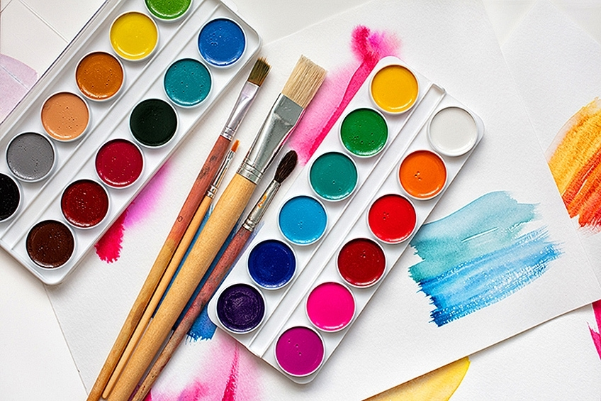 Best Watercolor Set