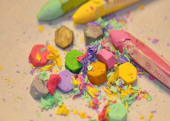 How to Use Oil Pastels