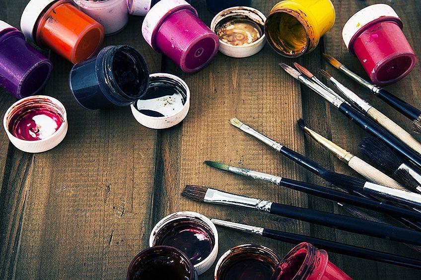 Non-Toxic Acrylic Paint