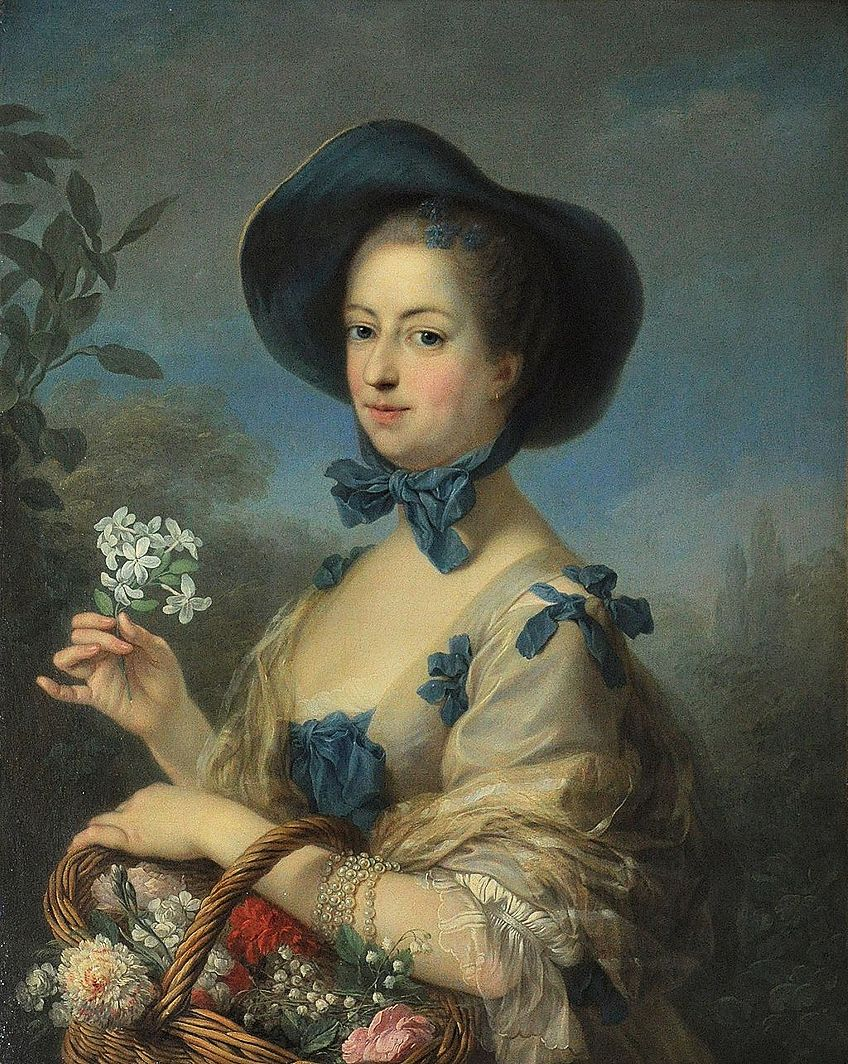 Famous Rococo Painting