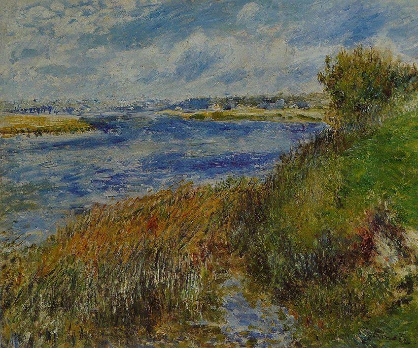 Plein Air Painters Renoir