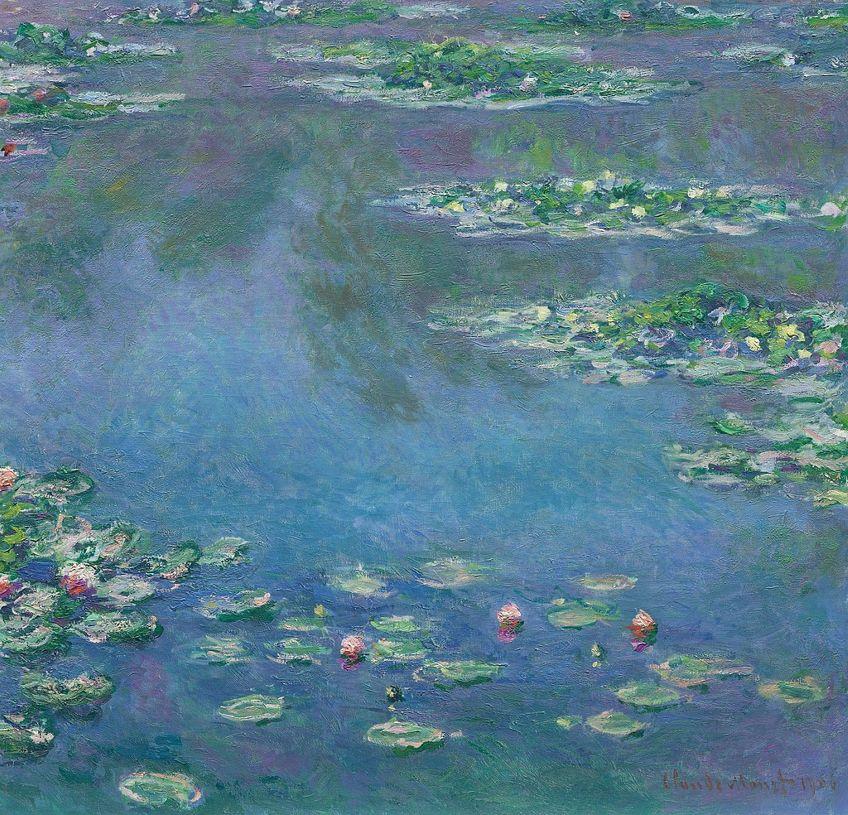 Plein Air Painting Monet