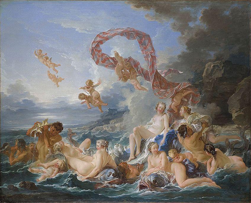Rococo Artists