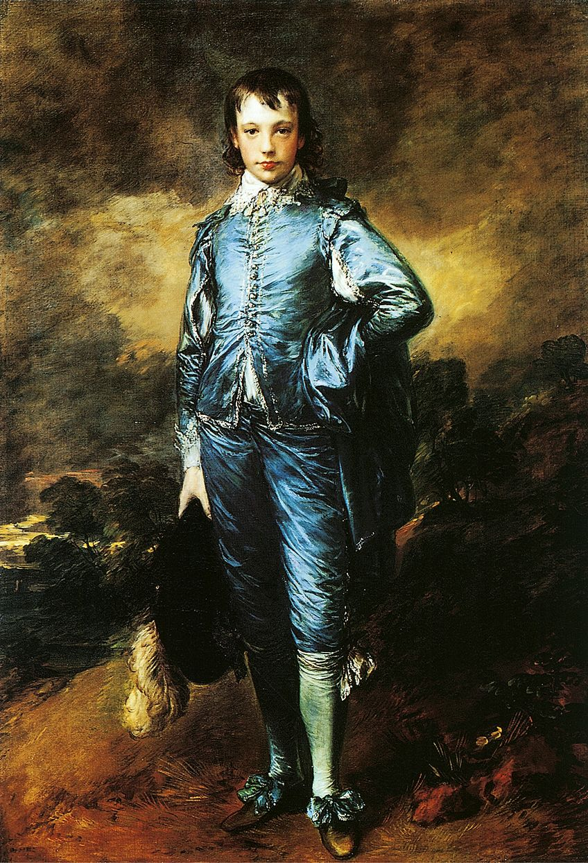 Rococo Painting Example