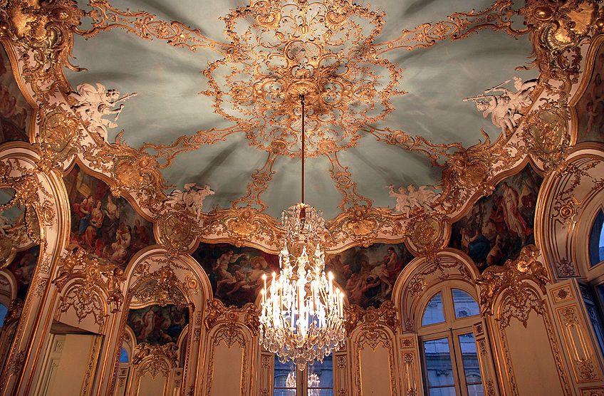 Rococo Style Salon