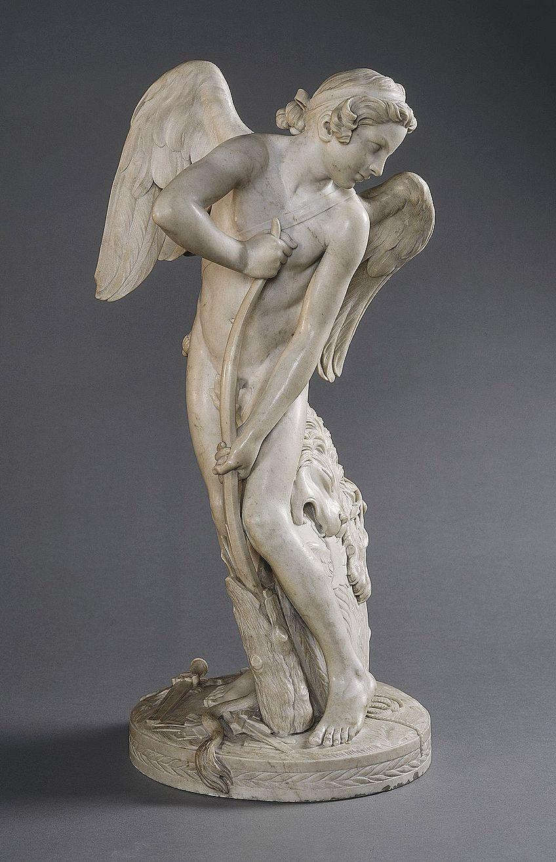 Rococo Style Sculpture