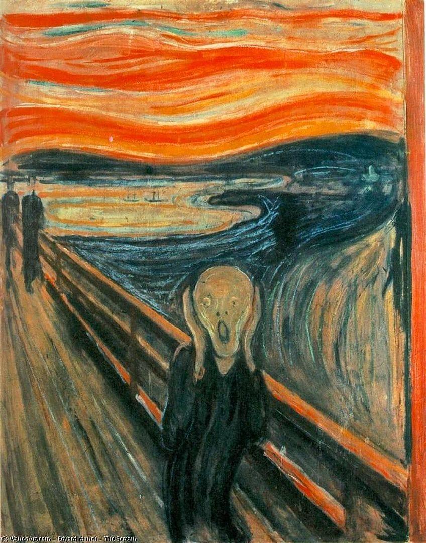 Schizophrenia Paintings