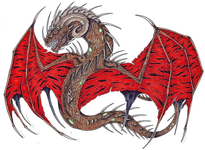Type of Dragon to Draw