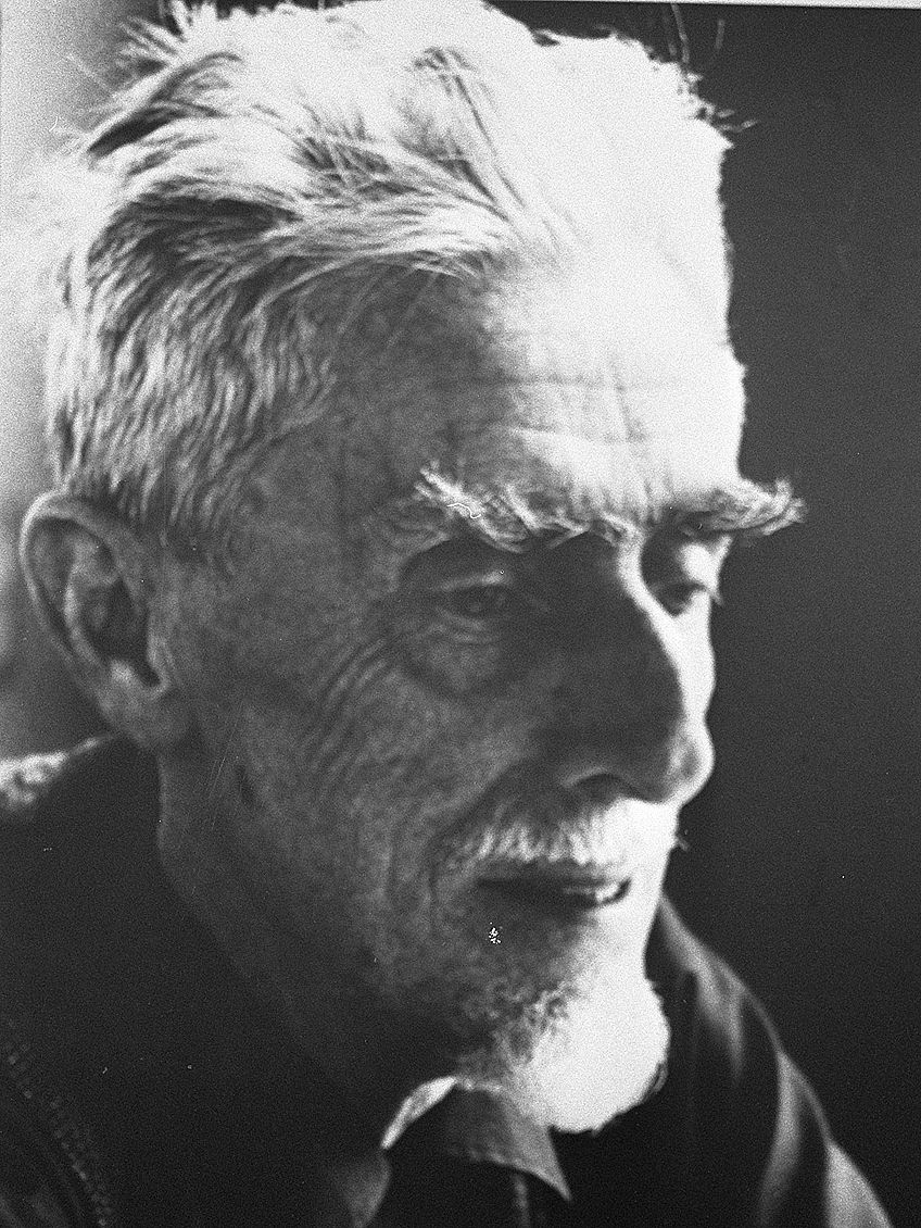 Artist Self-Portrait Escher