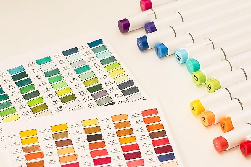 Best Markers for ColoringBest Markers for Coloring