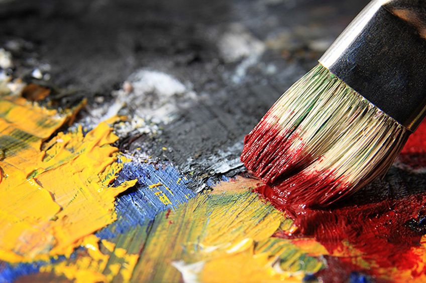 Drying Oil Paint Guide