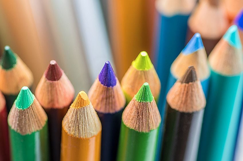 Watercolor Pencils Sets