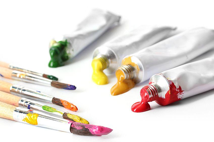 professional acrylic paint