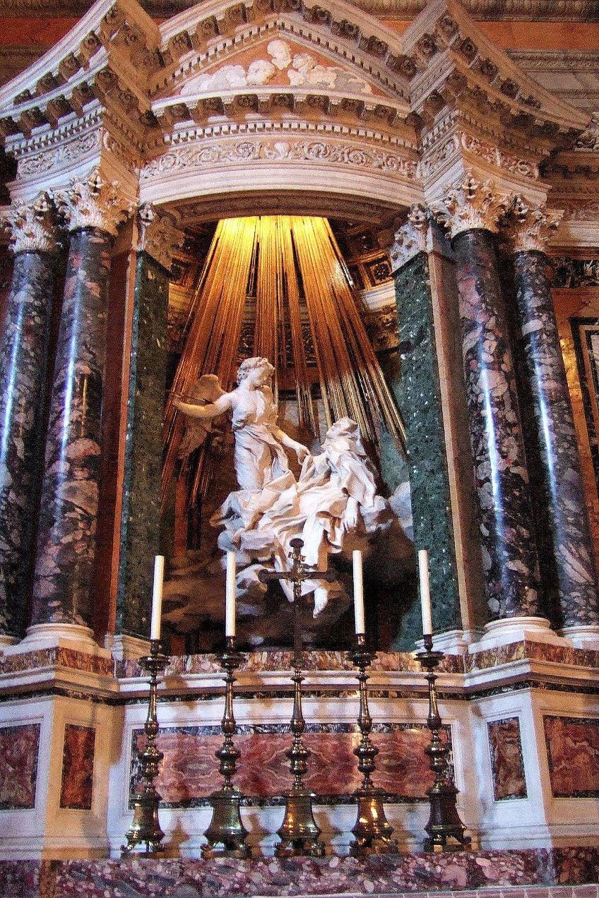 Baroque Art Sculpture