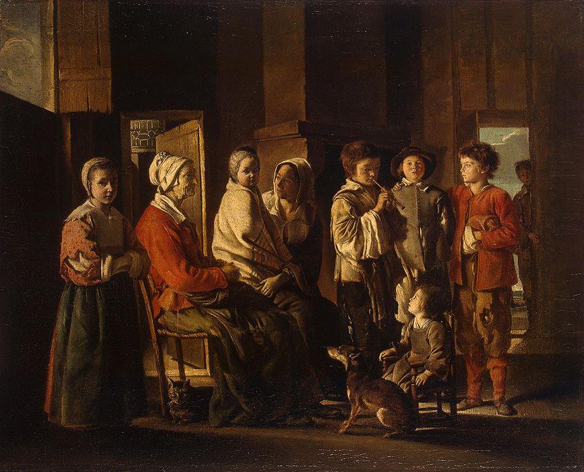 Famous Baroque Art