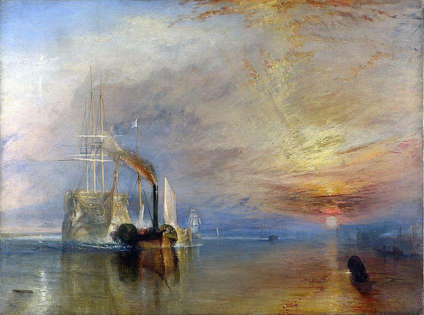 Famous Romanticism Art