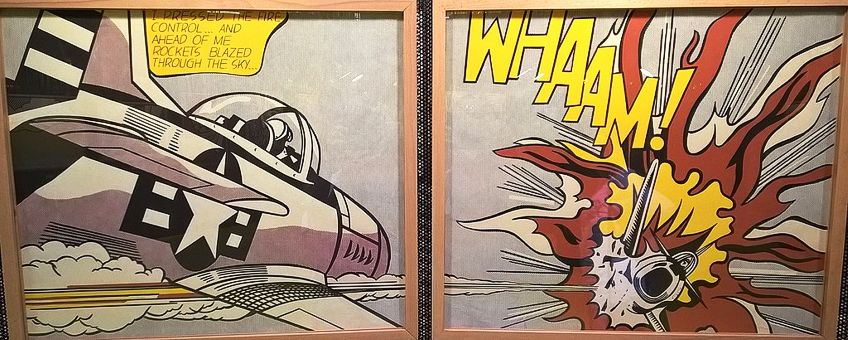 Pop Art Comic