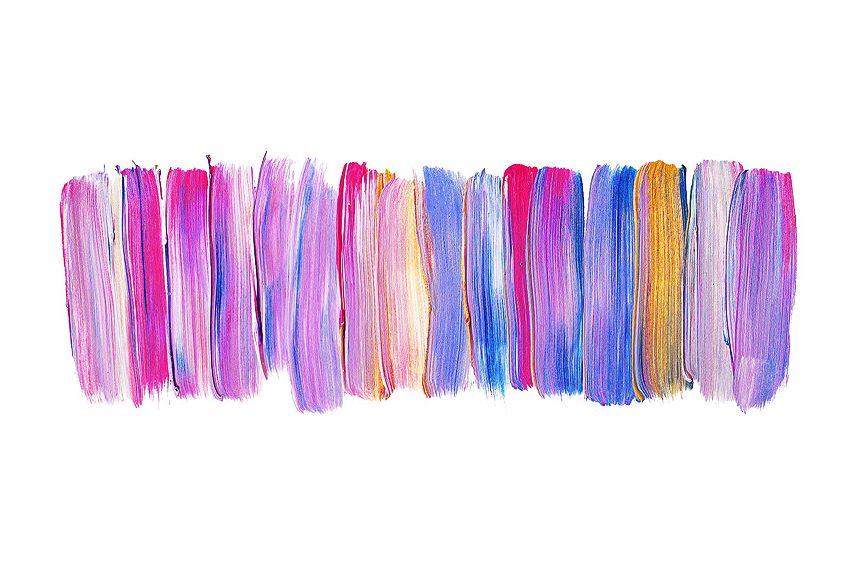 Purple Color Hues