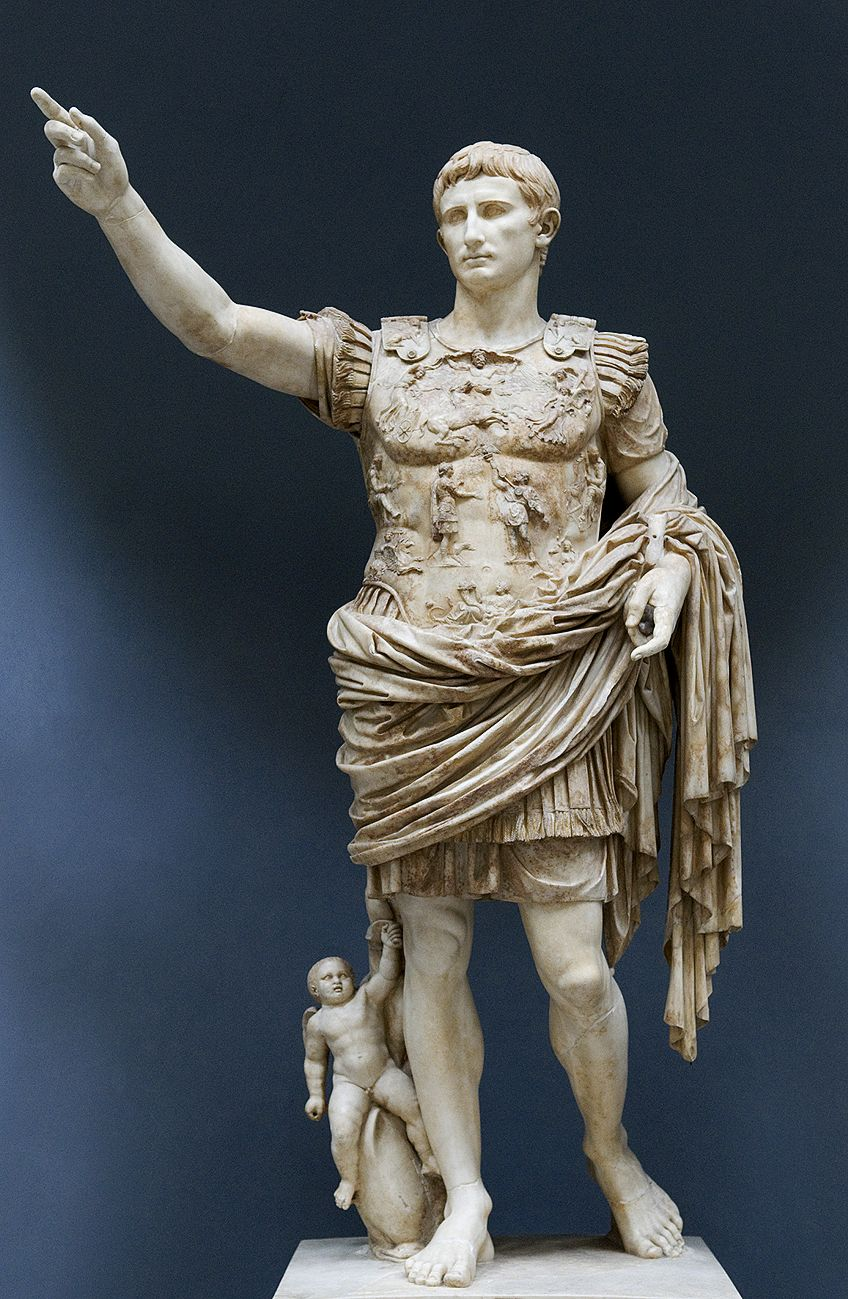 Famous Roman Sculpture
