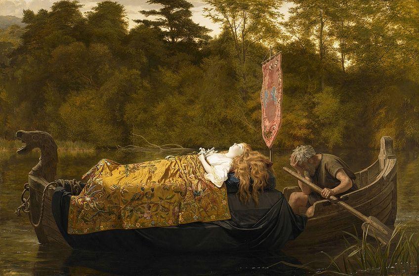 Female Pre-Raphaelites
