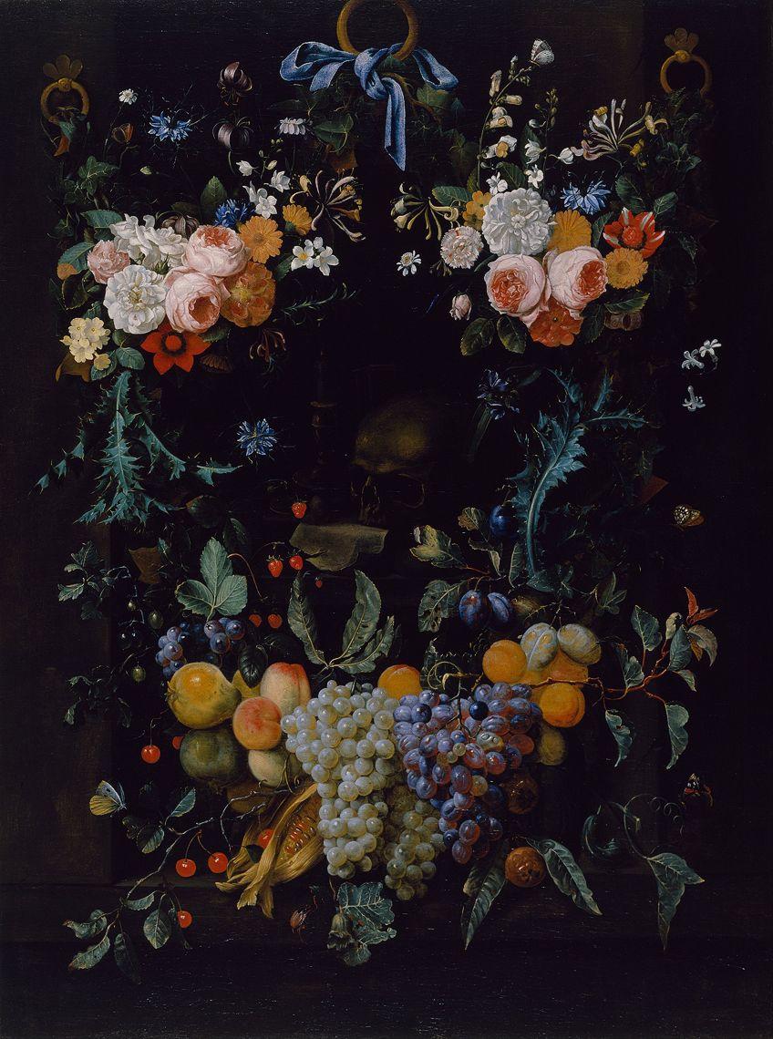 Floral Vanitas Paintings