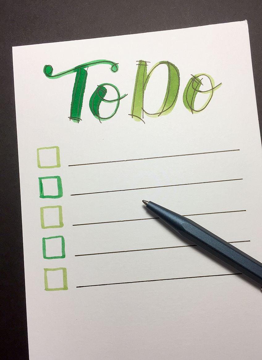 Learn Hand-Lettering