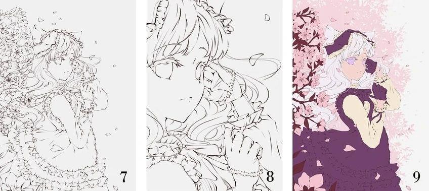 Manga Drawing 3