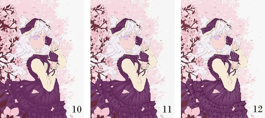 Manga Drawing 4