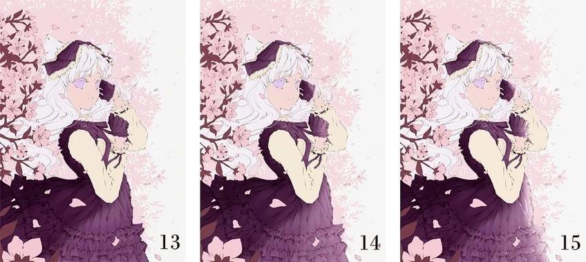 Manga Drawing 5