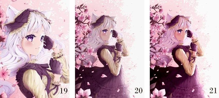 Manga Drawing 7