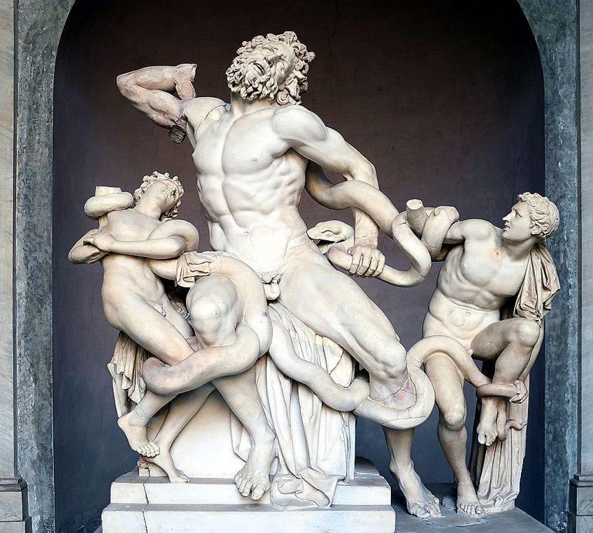 Mannerist Art Statue