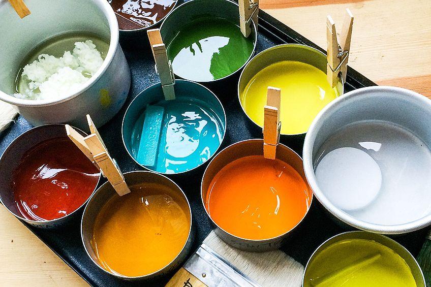 Materials for Encaustic Painting
