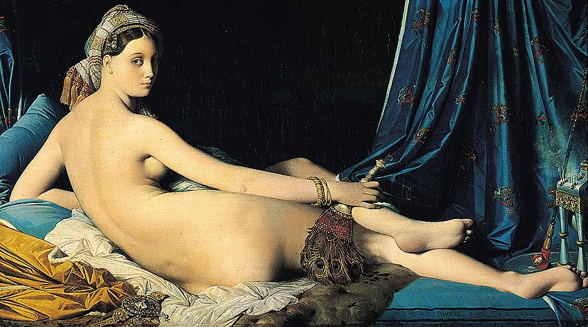 Neoclassical Art Painting