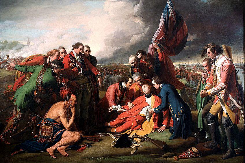 Neoclassical Art Paintings