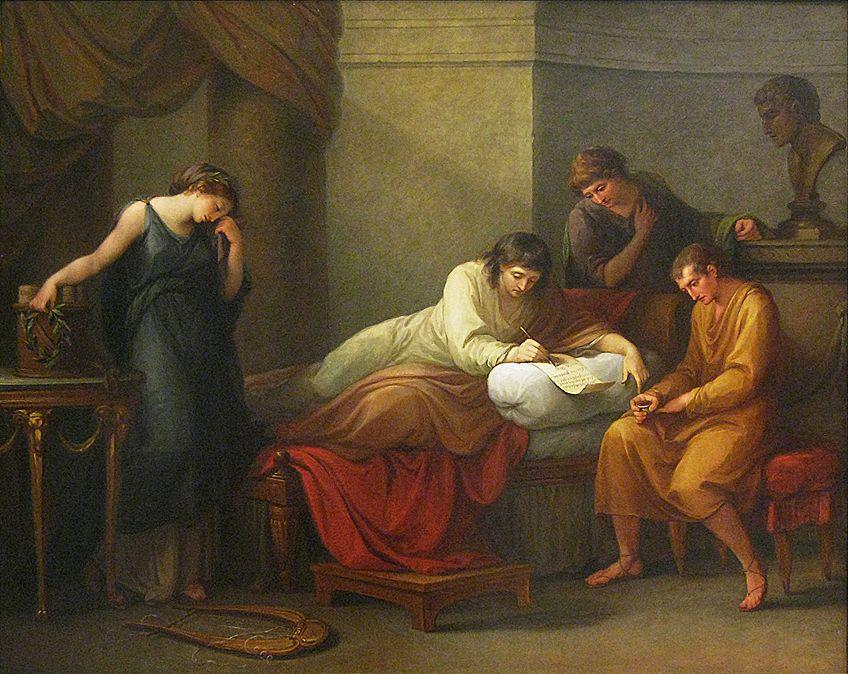 Neoclassical Painter