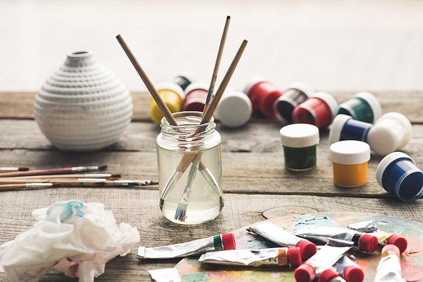 Paint Brush Cleaner