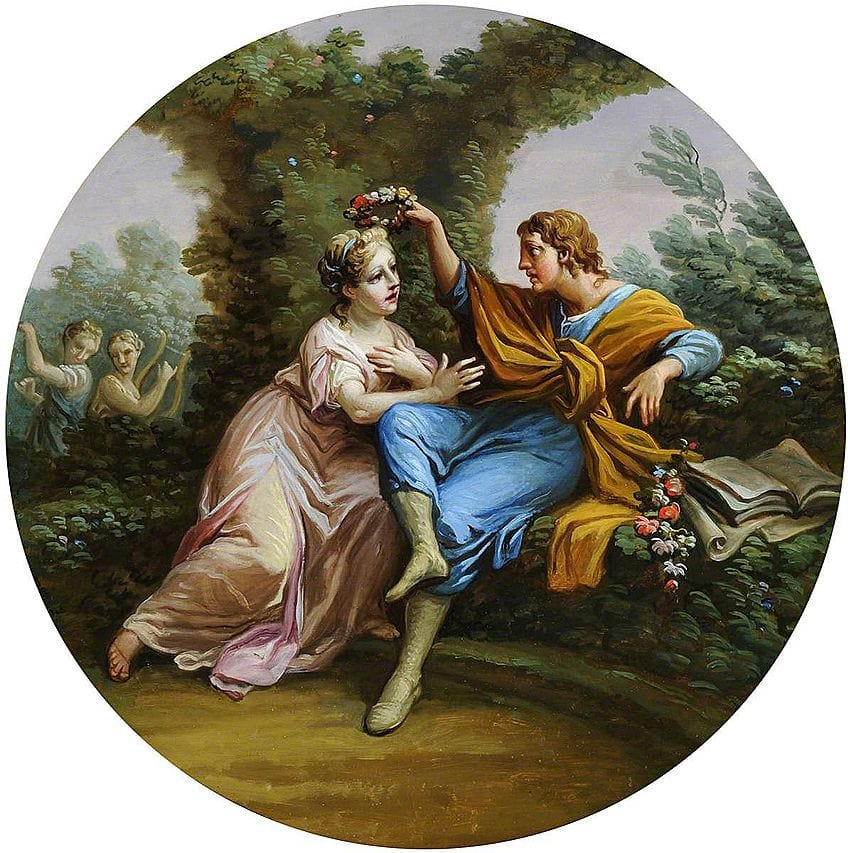 Paintings from Neoclassical Art