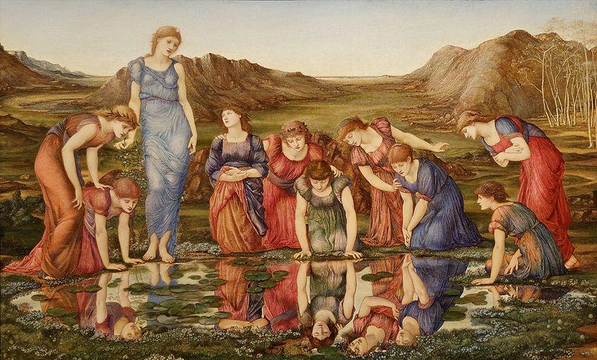 Pre-Raphaelite Artwork