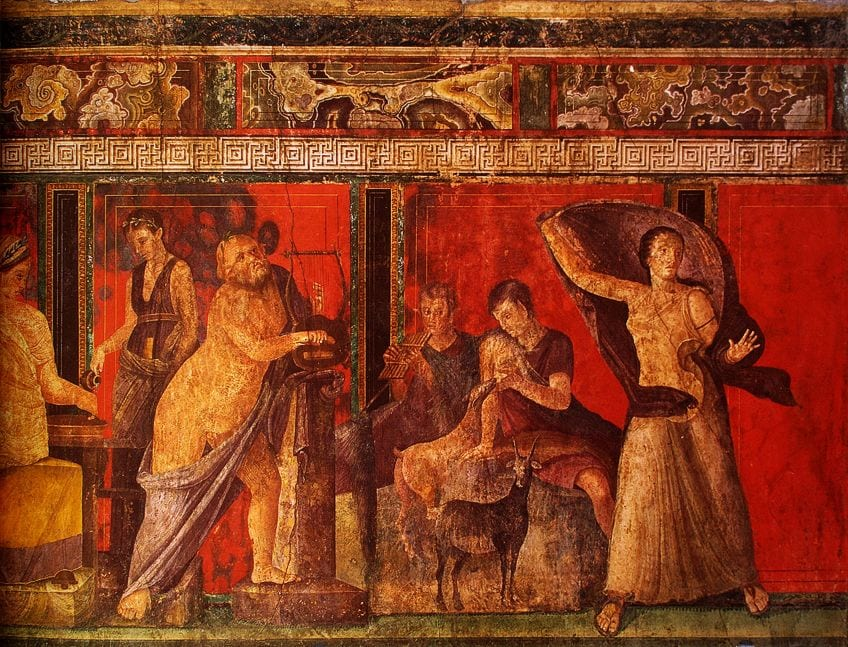 Roman Artwork