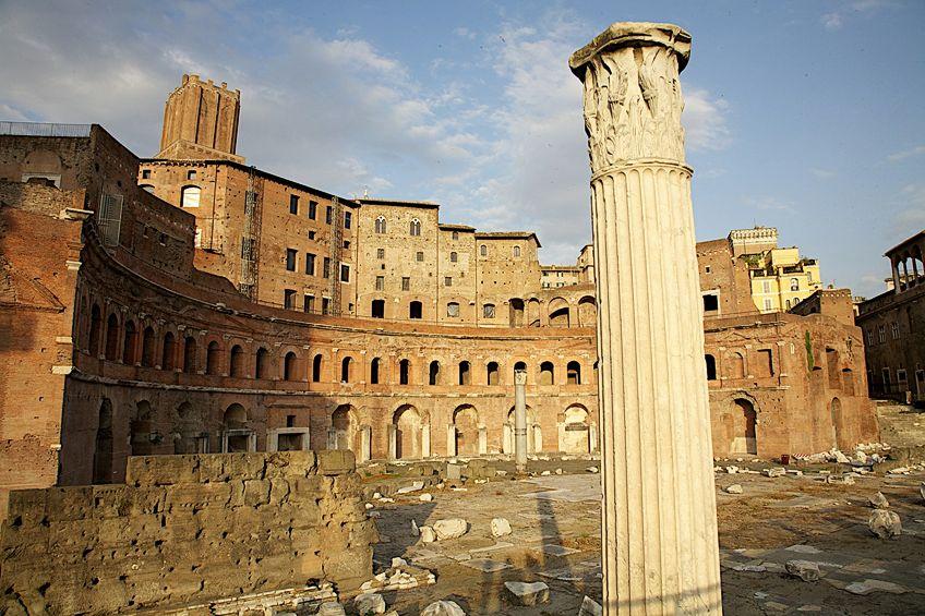 Roman Empire Art and Architecture