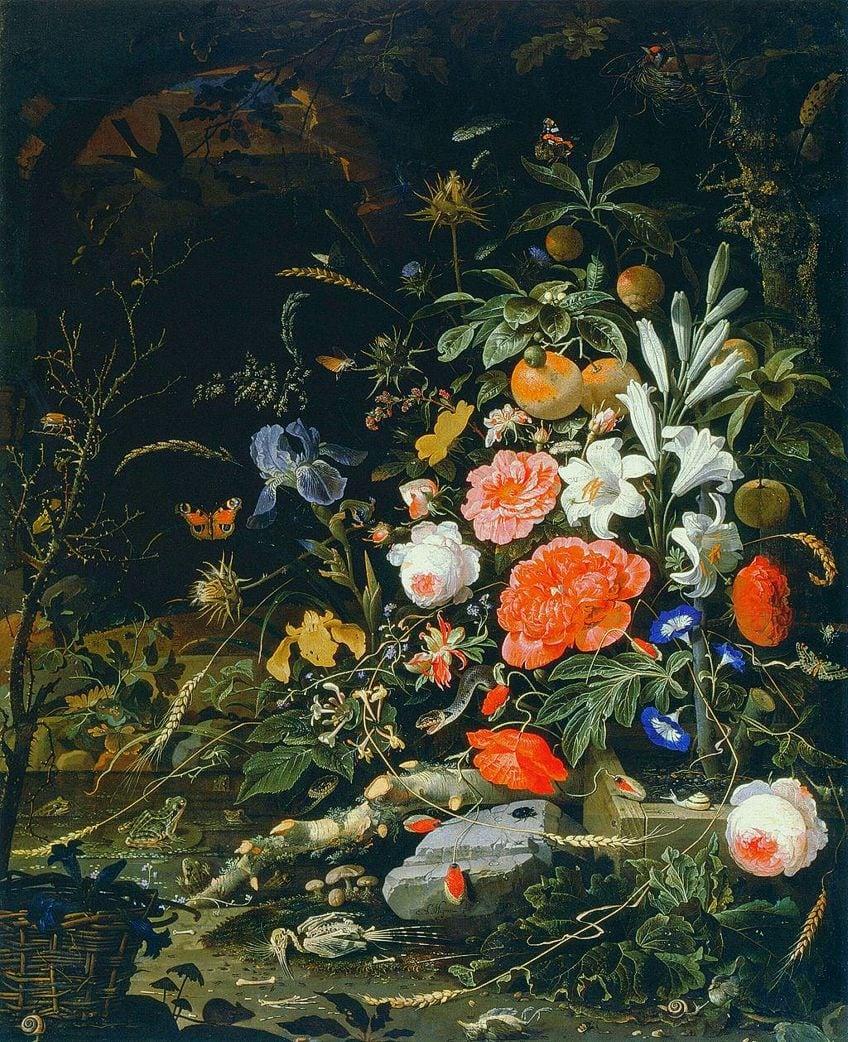 Themes in Vanitas Paintings