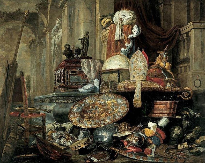 Vanitas Paintings