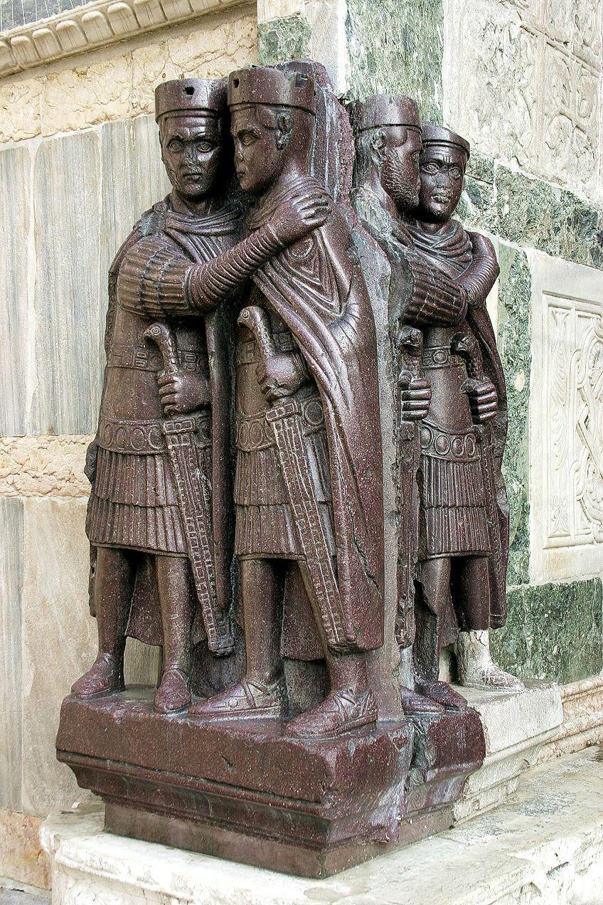 Well-Known Roman Sculpture