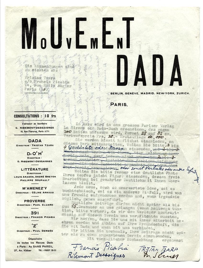 What Is Dadaism