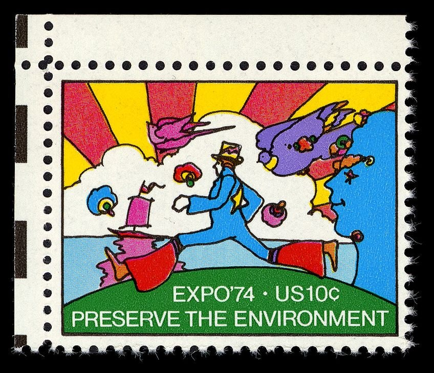 1960s Psychedelic Art