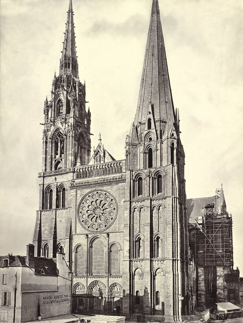 Architecture from the Gothic Period