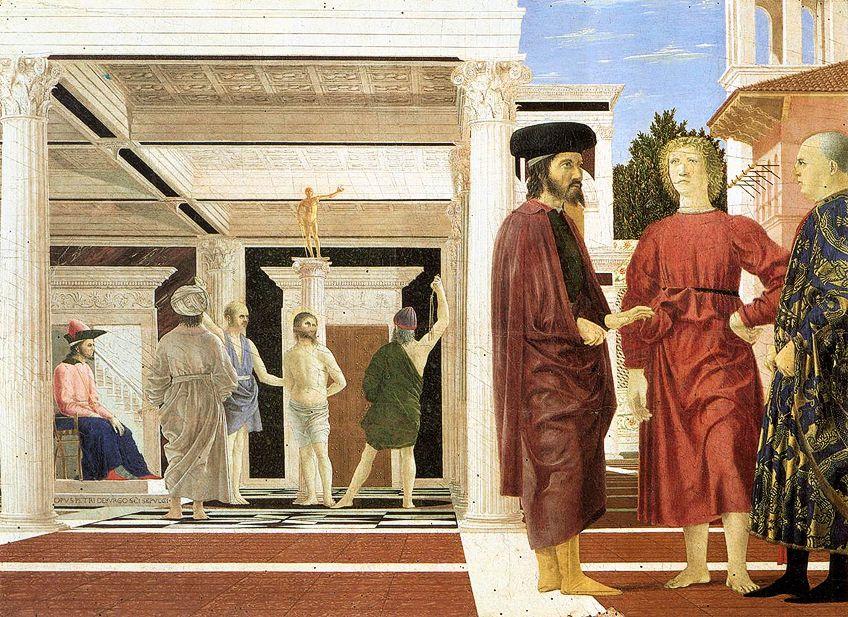 Characteristics of Early Renaissance-Art