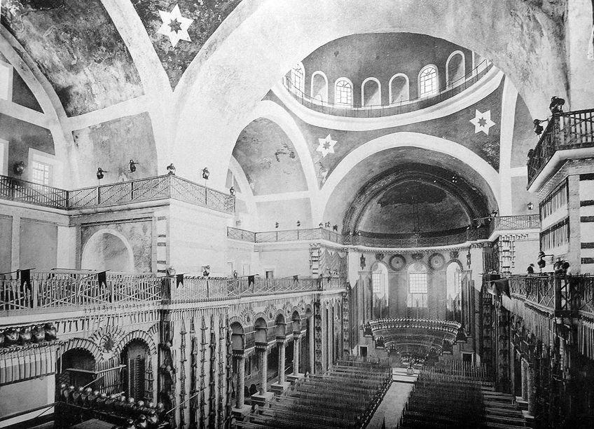 Church Interior Byzantine Artwork